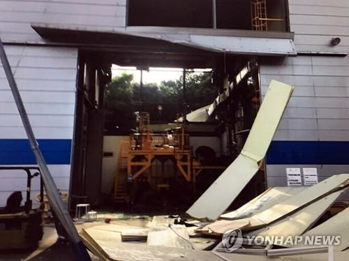 '9명 사상' 한화 대전사업장 폭발사고 책임자들 징역·금고형