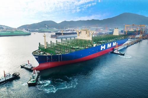 현대상선, 4월부터 세계 3대 해운동맹 '디얼라이언스' 합류