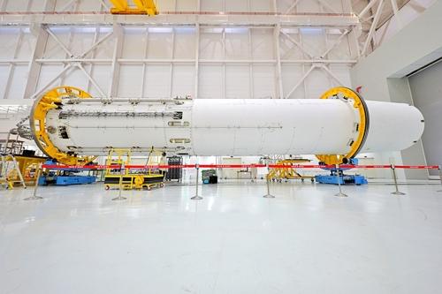 내년 2월 시험 발사될 한국형발사체 '누리호' 개발 '순항 중'