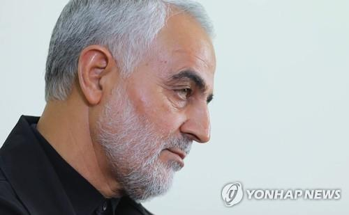 """이란군 참모총장, 터키 국방과 통화…""""긴장 고조시킬 의도없어"""""""