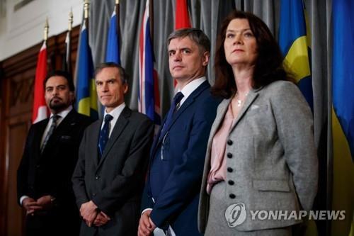 """이란 """"격추된 여객기 블랙박스, 우크라이나에 보낼 것""""(종합)"""