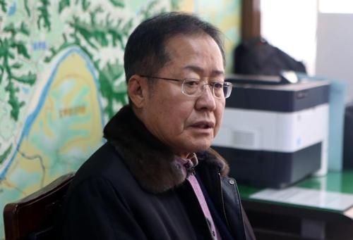 """홍준표 """"한국당, 지역구 선택의 자유 침해하지 못할 것""""(종합)"""