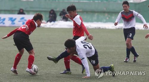 '금석배 전국학생축구대회' 군산서 내달 14일 킥오프