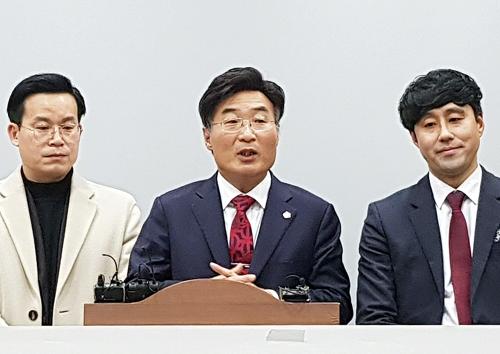 한국당 최영준 변호사, 청주 서원구 총선 출마 선언