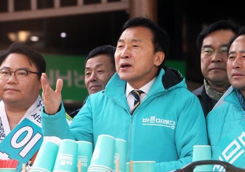 """손학규 """"안철수, 바른미래당 총선 승리 앞장설 것으로 기대"""""""