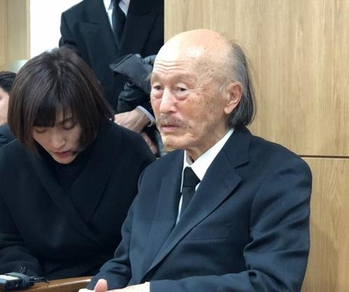"""[고침] 경제(롯데호텔·롯데월드 설계한 일본 건축가 """"신…)"""