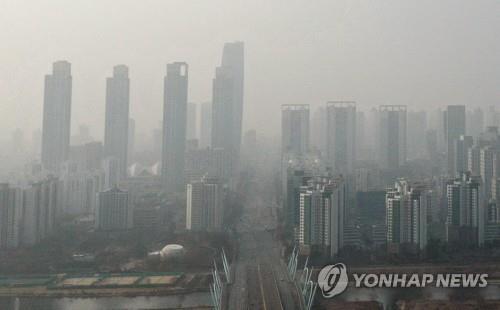 서울·베이징 초미세먼지 성분 보니…배출가스·석탄 영향 뚜렷
