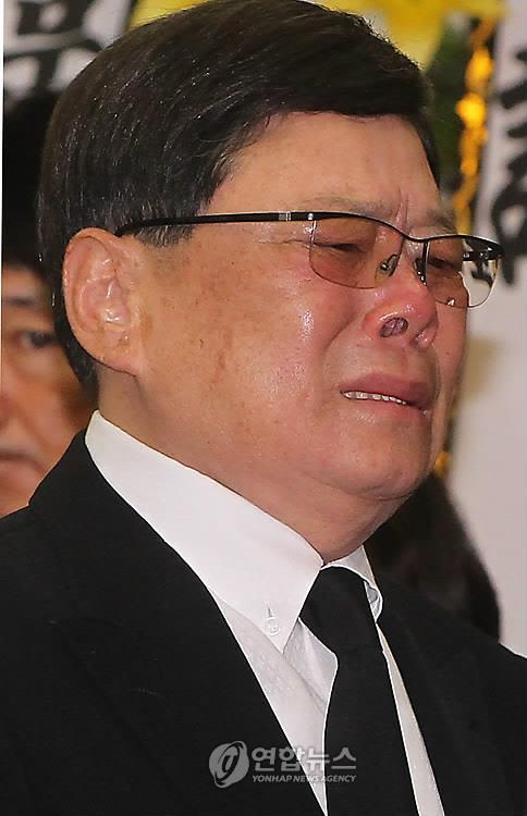 """엄용수 코미디협회장 """"故남보원, 아무도 흉내 못낸 넘버원"""""""