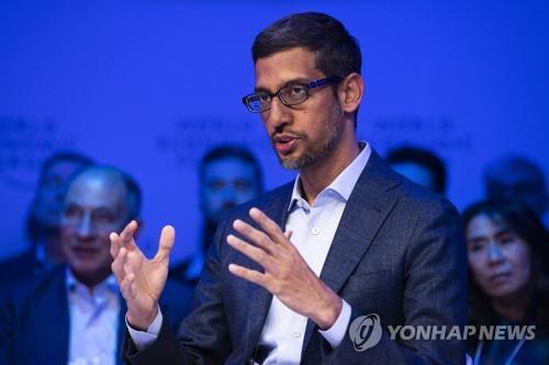 """피차이 구글 CEO """"인공지능, 불·전기보다 영향력 더 심대해"""""""