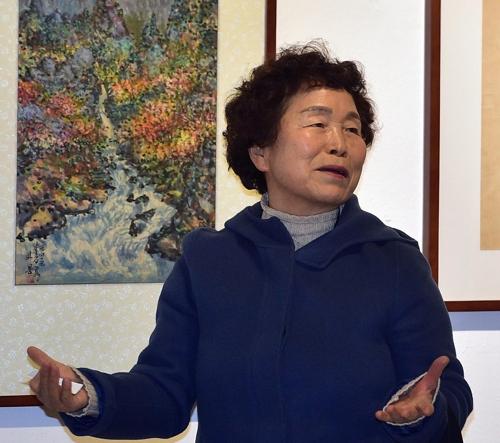"""""""불발된 이산가족 상봉…아버지 유작 보며 한 풀었다"""""""
