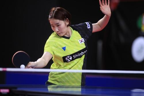 '신유빈 활약' 여자탁구, 프랑스 꺾고 올림픽 본선 진출 확정(종합)