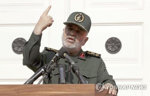 """이란 혁명수비대 """"미국이 이란사령관 죽이면 미 사령관도 위험"""""""