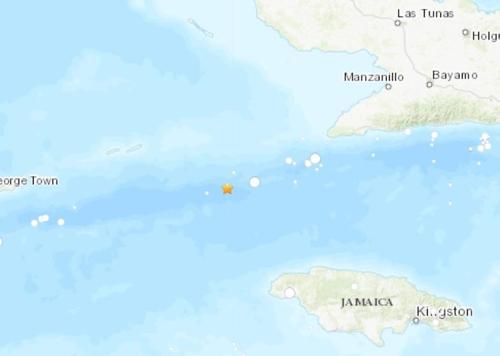 자메이카·쿠바 사이 바다서 7.7 강진…한때 쓰나미 경보