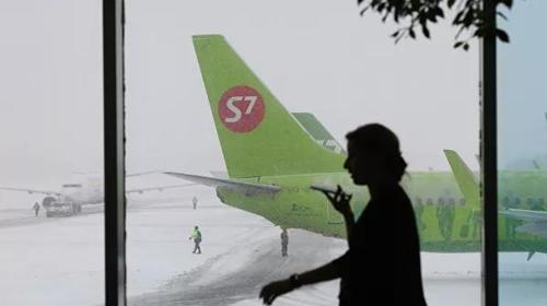 러 여객기, 승객 폭파 위협으로 모스크바 공항에 비상착륙