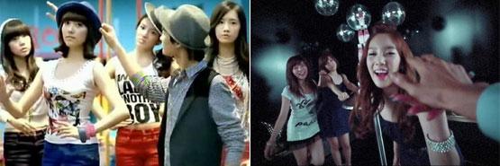 소녀시대의 뮤직비디오는 그들이 자신들의 정체성을 유지하며 조금씩 달라지고 있음을 상징적으로 보여주었다.