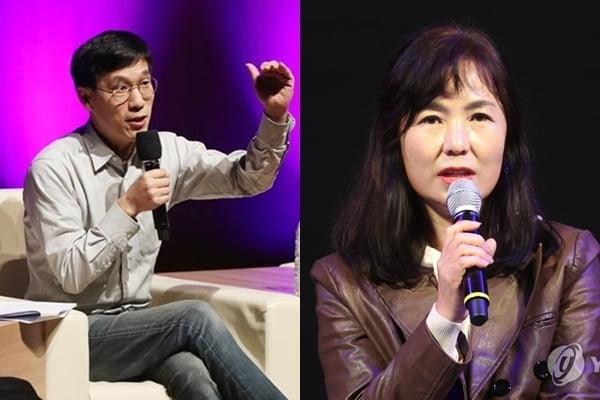 """공지영 """"더는 언급 않겠다""""… 진중권 """"문천지교 벗어나길"""""""