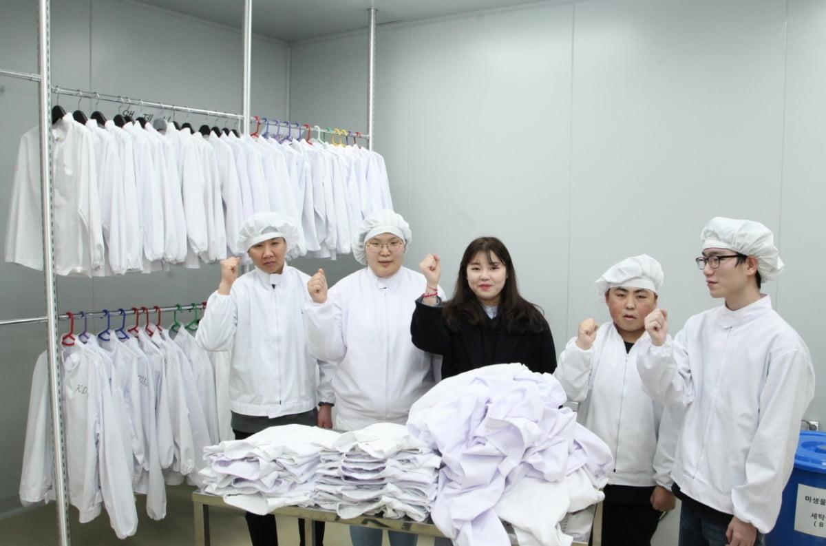 JW그룹, 장애인표준사업장 '㈜생명누리' 출범