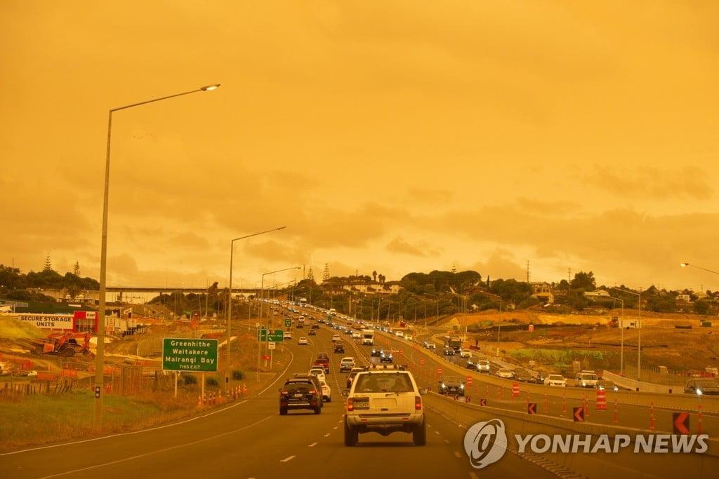 """호주 산불 연기, 지구 한바퀴 돌아 다시 호주로…""""지구에 악영향"""""""