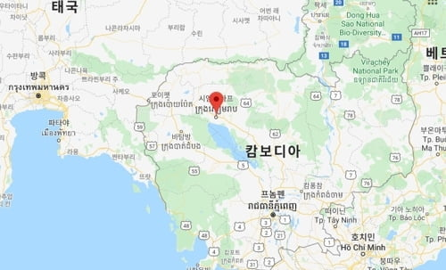 캄보디아서 한국인 대학생 1명 사망…사륜구동 버기카 양식장에 빠져