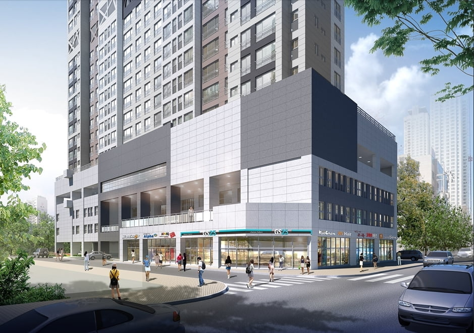 2020년 대전 부동산 시장의 움직임 현황, 아파트 오피스텔 상가 분양 현장