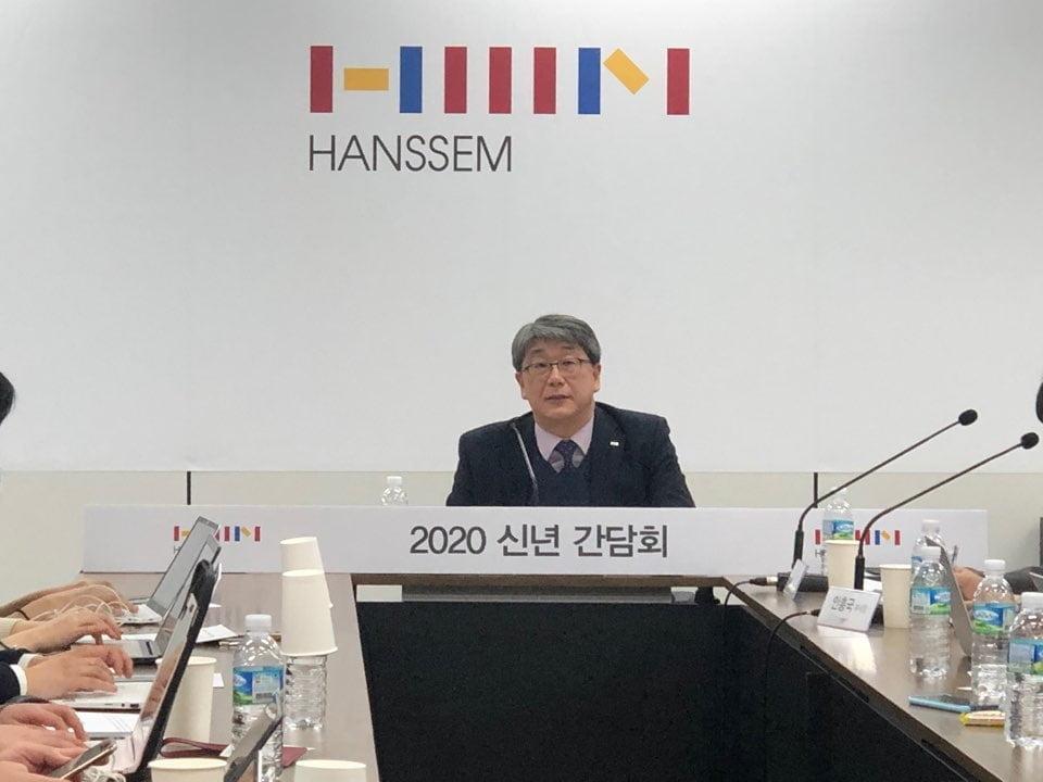 """강승수 한샘 회장 """"7년 내 매출 10조…리모델링 수요 늘 것"""""""