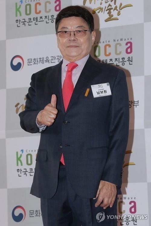 故 남보원, `원맨쇼 대부`의 57년 발자취
