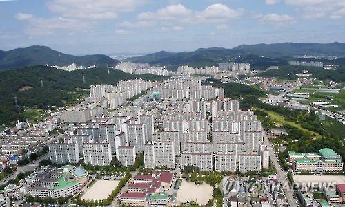 """대전시 """"올해 주택 2만8천호 공급…부동산 안정 기대"""""""
