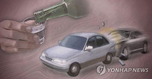 무면허 만취 상태로 '쾅'…사고수습 행인까지 매달고 달린 40대