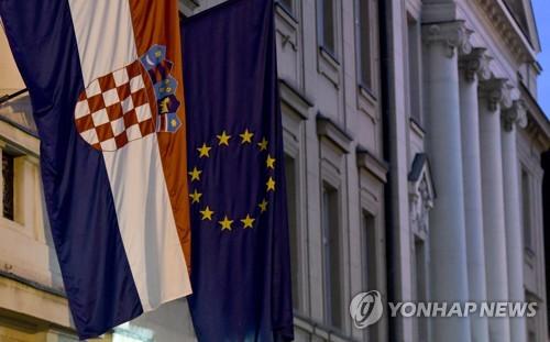 크로아티아, 올해 상반기 EU 순회의장국…브렉시트 등 현안 조율
