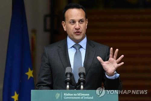 """아일랜드 총리 """"英과 미래관계협상 앞서 총선…2월 8일 추진"""""""
