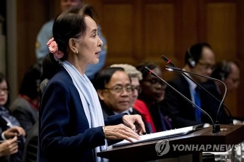 유엔 '로힝야 학살 방지' ICJ 명령 환영…강제력엔 한계(종합)