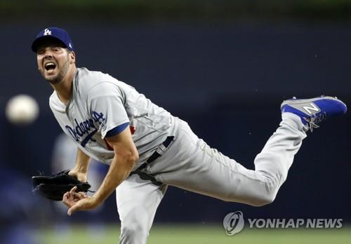 류현진 이어 리치 힐도 '다저스 떠났다'…미네소타와 1년 계약