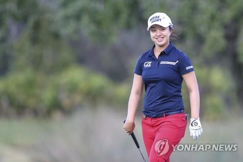 김세영, 게인브리지 LPGA 첫날 선두와 2타 차 공동 2위