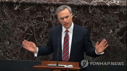 변론무대 선 트럼프 변호인단의 역공…24시간 중 2시간 '예고편'