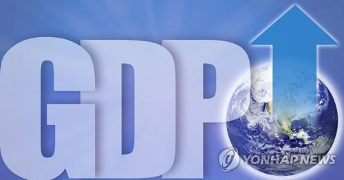 10년간 주요국 GDP 연평균 성장률은?…美 2.0% 韓 2.3%