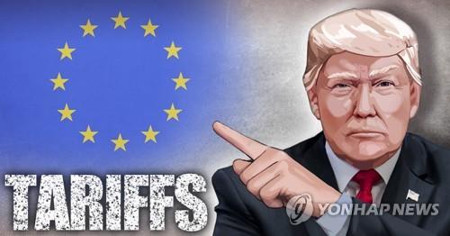 중국과 무역전쟁 일단락한 트럼프, 차 관세 위협하며 EU에 포문