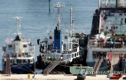 대북제재 위반 의혹 제3국 선박 조사 수개월째 제자리걸음