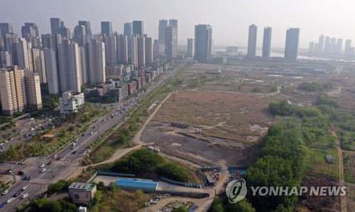 '세계적 경제 중심지?'…송도국제업무단지 아파트촌 변질 우려