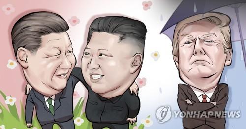 무역전쟁 일단락한 미국, 중국에 '북한 비핵화 협력' 연일 압박