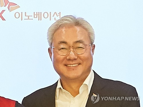 SK이노베이션 김준 사장, 새해 첫날 현장서 '행복 토크'