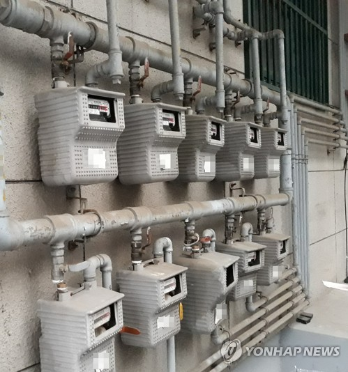 서울 등 5개 지역에 스마트 가스계량기 시범 보급