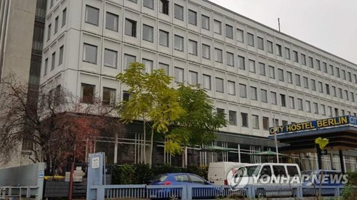 """베를린 법원, 북한대사관 건물 임대한 호스텔에 """"영업중지"""""""