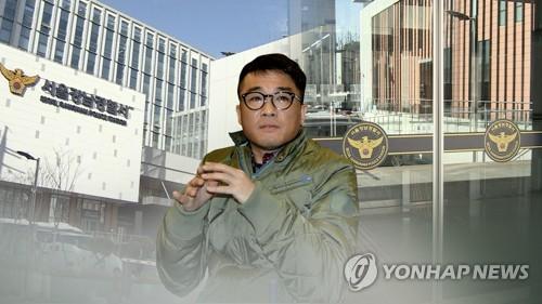 '성폭행 의혹' 김건모 경찰 출석…피의자 신분