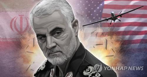"""이란 '붉은깃발'에 美 """"전례없는 반격""""…국제사회 외교전도 분주"""