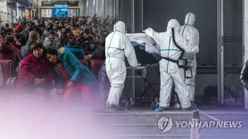 '사람간 전염' 우한폐렴에 호주·일본·대만 등 국경검역 비상