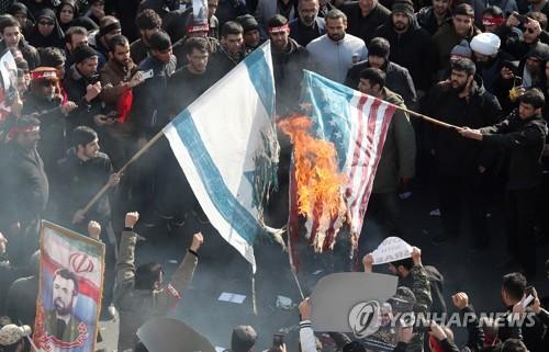 """""""미국-이란 치킨게임에 '거물 중재자' 러시아 중동입지 확장"""""""