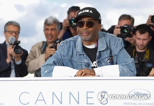 칸 영화제 심사위원장에 미국감독 스파이크 리…흑인 최초