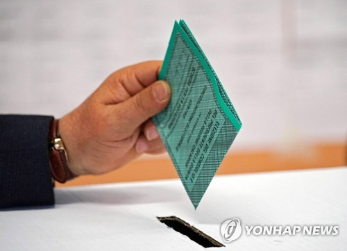 이탈리아 에밀리아-로마냐 지방선거서 좌파가 우파에 승리 예상(종합)