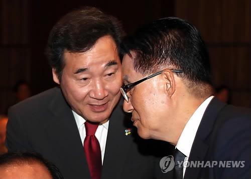"""이낙연, 어제 동교동계 정대철 만나…정대철 """"조직 중요"""""""