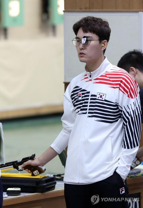[도쿄올림픽] 기대주 ⑨ 진종오·박대훈·이대명·김장미